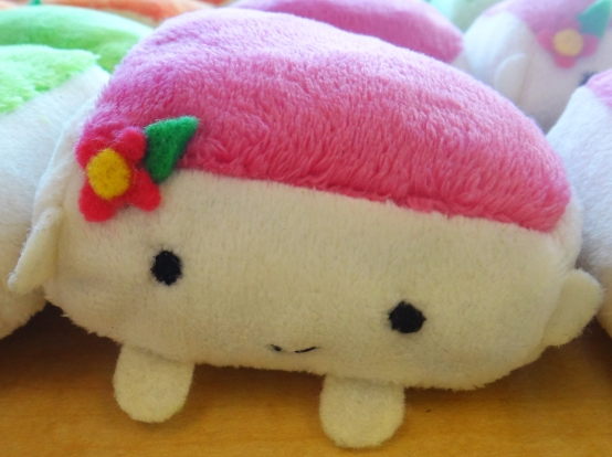 Pink Tofu